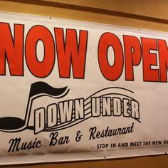 Restaurant Music, Better Together, Breathe, Live