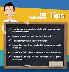 Keep calm, we got this! #JobInterviewTips #jpc