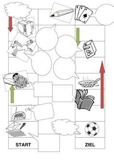 Spielplan: Objekte
