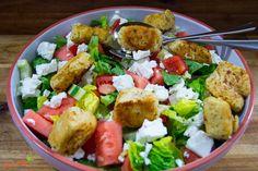 Hirtensalat mit Hirsebällchen - Rezept und Anleitung - Natürlich Lecker