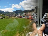 Hi, Finally I have managed to put this post together its a long post but I hope you enjoy the adventure. In June we went on a coach. Glacier Express Switzerland, I Hope You, First World, To Go, June, Adventure, Adventure Movies, Fairytale