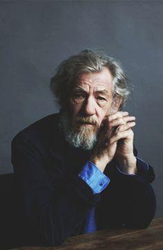 FREE LIGHTROOM PRESETS — ruben-hughes: Ian McKellen.