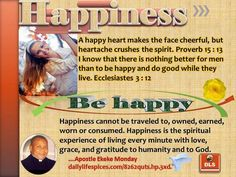 BE HAPPY, GOD WILL SURELY DO SOMETHING NEW FOR YOU THIS YEAR.