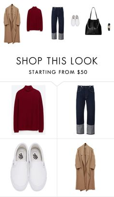 """Untitled #3625"" by memoiree ❤ liked on Polyvore featuring rag & bone, Vans, Tory Burch and Seiko"