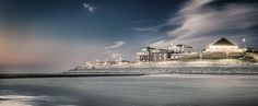 Westcoast of Norderney by Frank