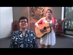 Here's a great new Rosh Hashanah song to do at High Holy Day Family Services Lyrics: Gonna dip that apple in honey-- It's gonna be so yummy! Starting with my...