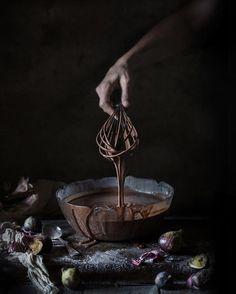 Chocolate Batter.