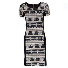 Ethnic Tube Dress