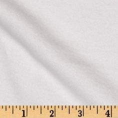 Amazon.com - 108'' Wide Flannel Fabric White By The Yard
