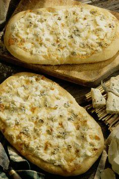 Tartaletas a los tres quesos #RecetasTELVA #Cocina #Queso #Cheese #Tartaleta #Food #PasoAPaso