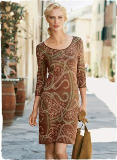 Batala Pima Cotton Dress