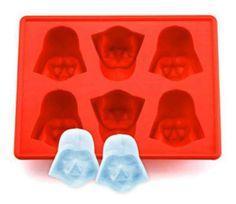 Darth Vader silicone ice