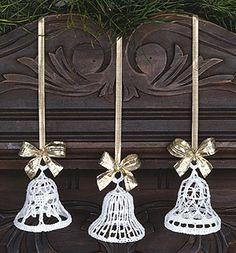 Beautiful Bells Ornament ePattern