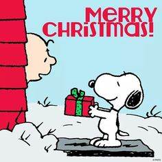 Merry Christmas from Charlie Brown and Snoopy Merry Christmas Charlie Brown, Peanuts Christmas, Charlie Brown And Snoopy, Noel Christmas, Christmas Wishes, Christmas Sayings, Merry Xmas, Christmas Greetings, Winter Christmas