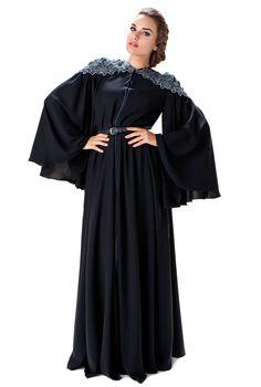 DAS COLLECTION   DUBAI - UAE   Abaya, Kaftan, Jalabiya, Dress, Designer Abayas, Fashion Shows, Signature Cut Abaya  