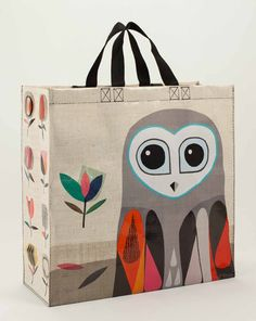 Owl Retro Inspired bag