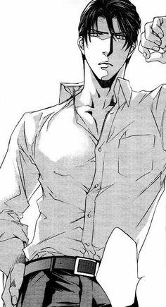 Koi no Yokan Anime Sexy, Hot Anime Boy, Anime Sensual, Anime Boys, Manga Anime, Anime Demon, Kawaii Chibi, Kawaii Anime, Viewfinder Manga