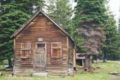 Greenhorn - Oregon Ghost Town  May or may not be populated