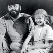 Pippi  and her dad  the pirate