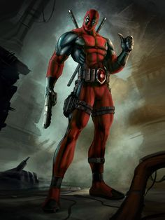 Games: Deadpool Concept Art and Screenshots | Superhero Hype