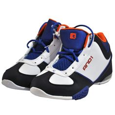 timeless design 0ead0 eb5a8 Details about Adidas D Rose 8 mens basketball shoes boots blue white black  air-mesh NEW