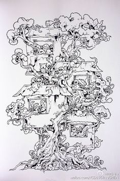 doodle invasion kerbyrosanes - Google Search