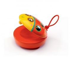 Fun and affordable whilst being sturdy! Music play for the children DJECO Animambo Music Castanet #toys2learn #music #earylearning #playgroup #djeco