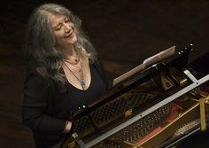 Sagra Musicale Malatestiana: la divina del pianoforte  Martha Argerich