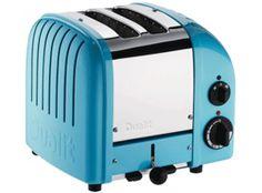 Dualit Classic Vario AWS Azure Blue 2 Slot Toaster