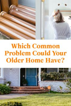 Discover home problems common to the decade in which your house was built and what you can do about those problems. Smart Home Design, What You Can Do, Decoration, Cool Things To Make, Old Houses, Building A House, Home Improvement, Challenges, Diy