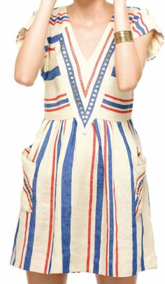 Evel Knievel dress.
