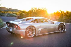 falcon's F7 is the 1100 horsepower american supercar