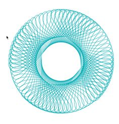 How To Make A Spirograph Effect In Illustrator   Laughing Lion Design