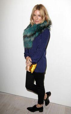 Sienna in her Charlotte Simone cuff