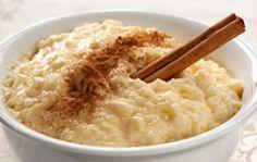 Riz au lait - Manger Bouger