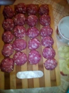 CECILIA DANAILA <> InformationALL EducationALL Sausage, Meat, Food, Sausages, Essen, Yemek, Meals