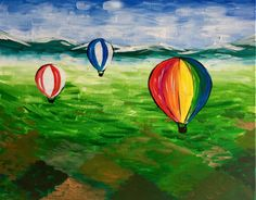Floating over Canterbury Paint And Sip, Canterbury, Paintings, Canvas, Night, Art, Art Background, Paint, Painting Art