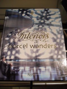 Book Review: Interiors by Marcel Wanders | http://goo.gl/7X6SNe | #MarcelWanders #bookreview #review