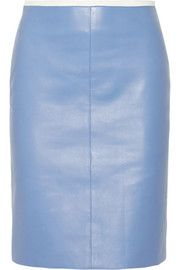 Reed Krakoff Leather pencil skirt