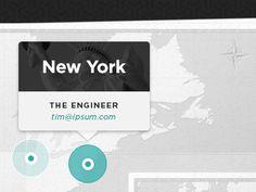 Dribbble - New brand presence by Christopher Meeks Ui Ux Design, Interface Design, Clean Design, User Interface, Graphic Design, Detail Design, Ui Elements, Interaction Design, Mobile Design
