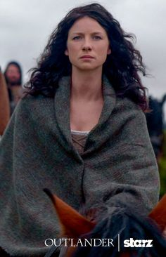 Claire - Outlander 2nd half of season 1