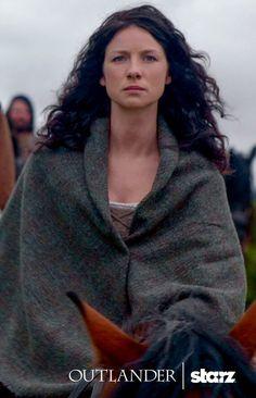 Claire - Outlander 2nd half of season 1