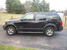 For Sale-2004 Ford XLS Explorer $4000