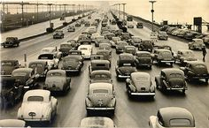 rush hour stall...