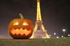 The Magic of #Halloween in Paris!