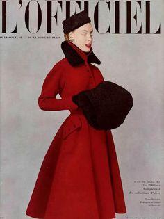 Balmain Coat 1951
