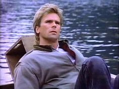 MacGyver. I just watched this episode it is probably one of my favorites.