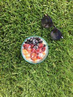 Summer Yogurt Fruit Bowl Remix – Vegan & Gluten Free - http://gotglam.com/2016/08/03/featured/summer-yogurt-fruit-bowl/