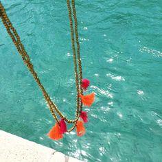 Tassel and Brass  A must for Summer. Price:$AUD$14.99 #necklaces#brass#tassels#summer#accessories#bracelets#cottontassels#earrings#bodychains#beach#sand#surf#fitness#chic#casual#Ibiza#brazil#Melbourne#queensland#goldcoast#hamiltonisland#greatbarrierreef#friends#tropical#holidays by javaspiritaustralia http://ift.tt/1UokkV2