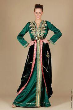 couture caftan | Caftan Haute couture : Boutique Caftan Marocain - Vente Caftan…